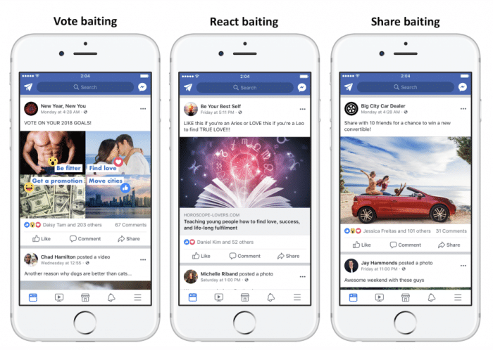 facebook comentar curtir