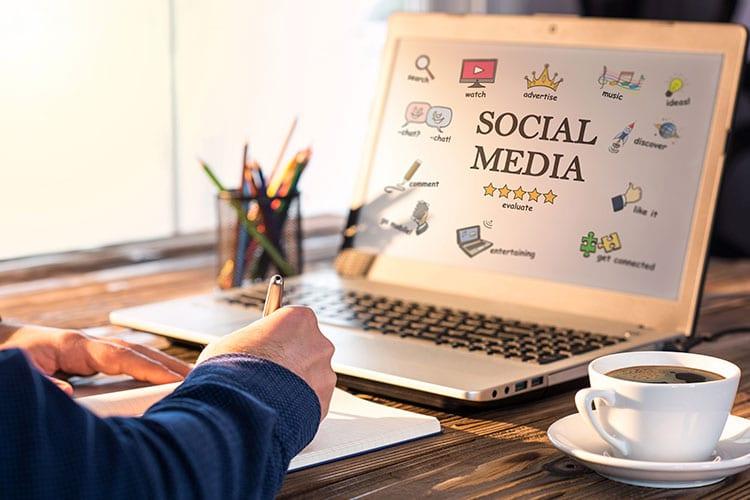 videos nas redes sociais